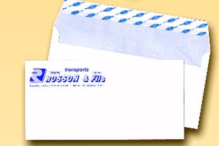 Enveloppes fen tre ou sans fen tre for Enveloppe sans fenetre