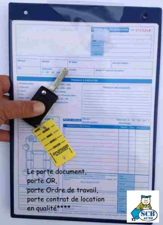 - 29% Porte Or Porte Document Porte Contrats De Location Organiser Son Atelier