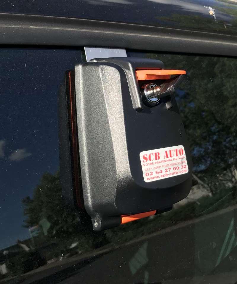 Key box boite a clé de vitre pour voiture